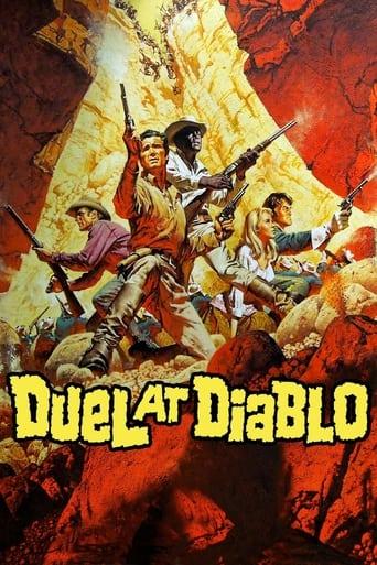 Duel at Diablo (1966) - poster