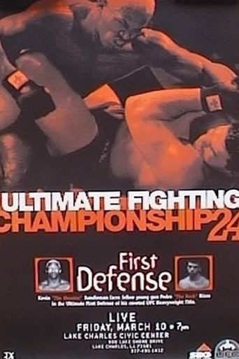 Watch UFC 24: First Defense 2000 full online free