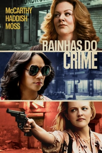 Rainhas do Crime - Poster