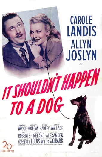 Poster of It Shouldn't Happen to a Dog