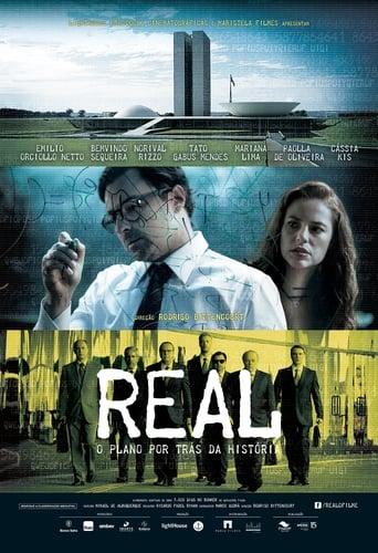Real: O Plano por Trás da História - Poster