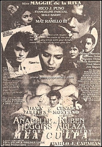 Poster of Anabelle Huggins Story: Ruben Ablaza Tragedy - Mea Culpa