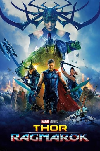 Thor Ragnarok - Poster
