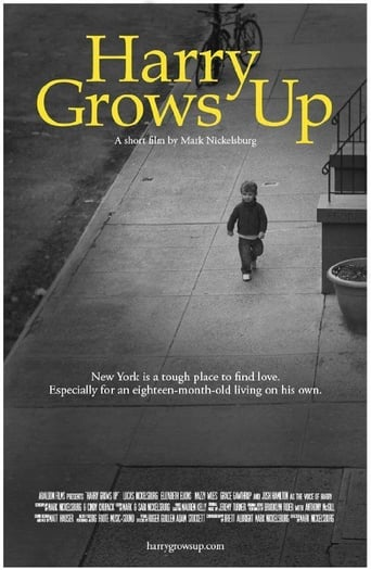 Poster of Harry Grows Up