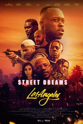 Street Dreams - Los Angeles Poster