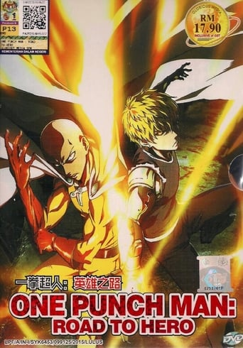 Poster of One Punch Man: Road to Hero