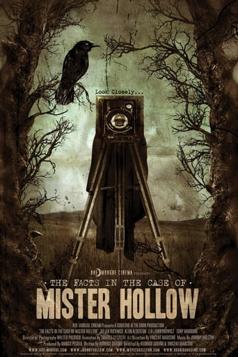 Poster of The Facts in the Case of Mister Hollow