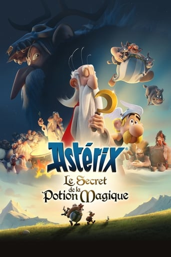 Play Asterix: The Secret of the Magic Potion