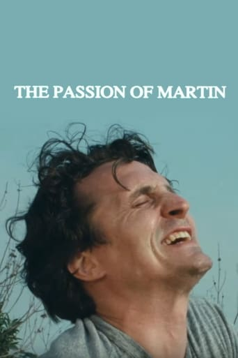 Poster of The Passion of Martin