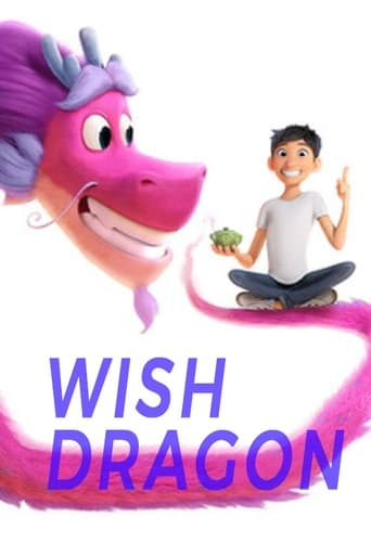 Poster of Wish Dragon