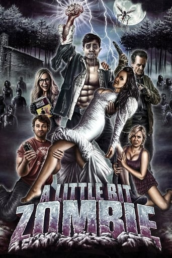 Poster of A Little Bit Zombie