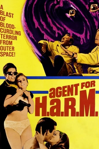 Poster of Agent for H.A.R.M.
