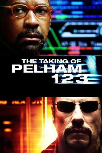 Poster of The Taking of Pelham 1 2 3