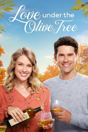 Love Under the Olive Tree Poster