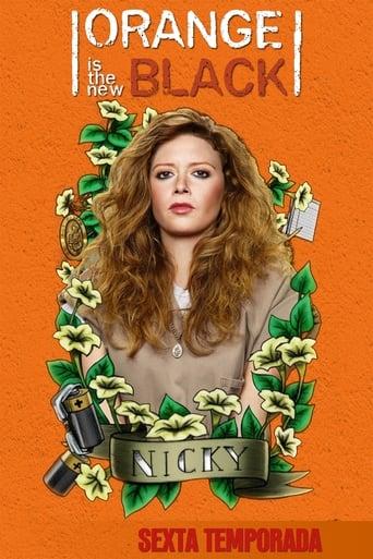 Orange Is the New Black 6ª Temporada - Poster