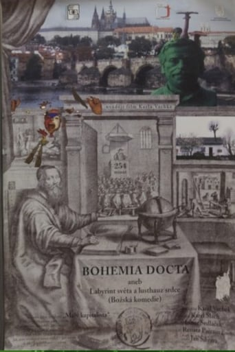 Bohemia Docta or the Labyrinth of the World and the Lust-House of the Heart (A Divine Comedy)
