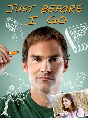 Poster of Just Before I Go