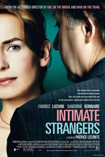 Poster of Intimate Strangers