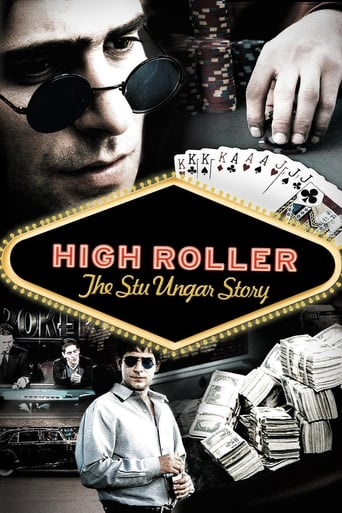 Poster of High Roller: The Stu Ungar Story