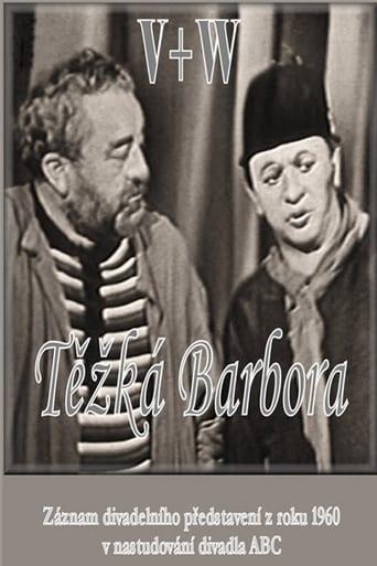 Poster of Těžká Barbora