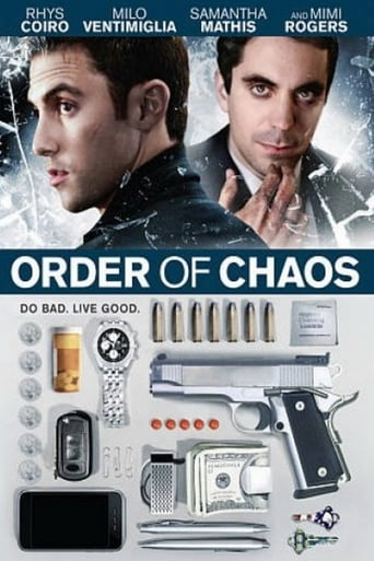 Poster of Order of Chaos