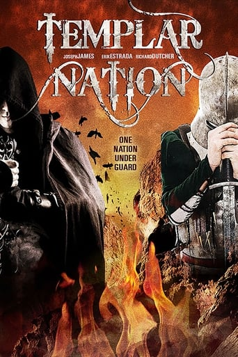 Poster of Templar Nation