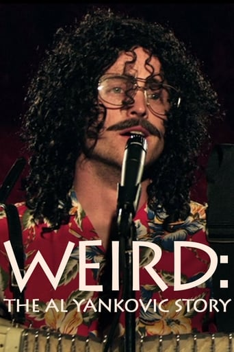 Poster of Weird: The Al Yankovic Story