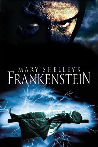 Mary Shelley's Frankenstein (1994) - poster