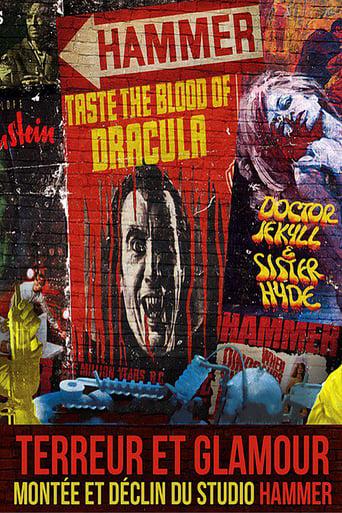 Poster of Terreur et glamour - Montée et déclin du studio Hammer