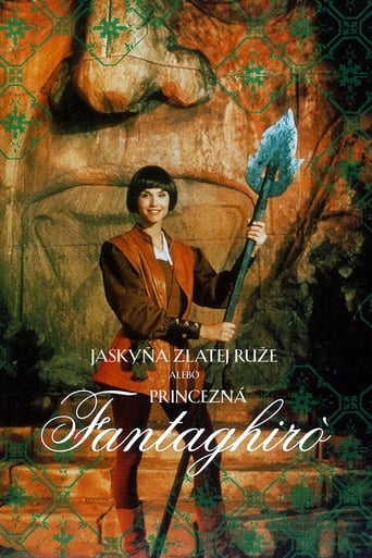 Poster of Fantaghirò 4