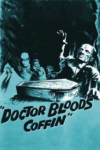 Poster of Doctor Blood's Coffin