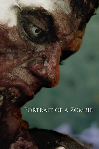 Portrait of a Zombie Movie Poster