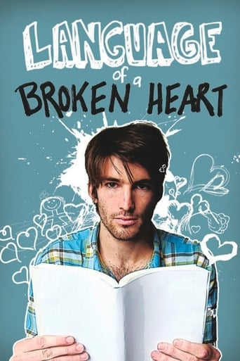 Poster of Language of a Broken Heart