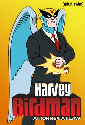 Poster of Harvey Birdman, Attorney General