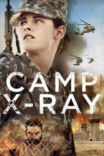 Camp X-Ray (2014) - poster
