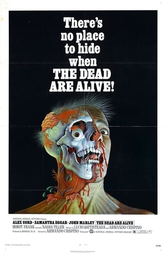 Poster of The Dead Are Alive