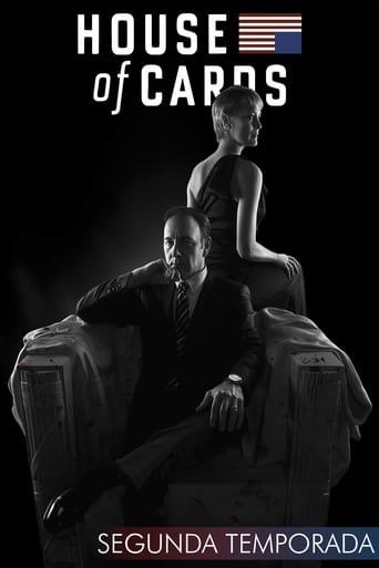 House of Cards 2ª Temporada - Poster