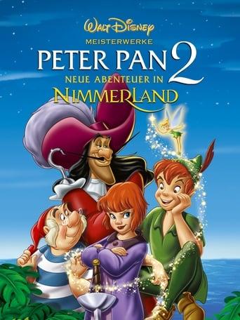 Peter Pan: Neue Abenteuer in Nimmerland - Abenteuer / 2002 / ab 0 Jahre