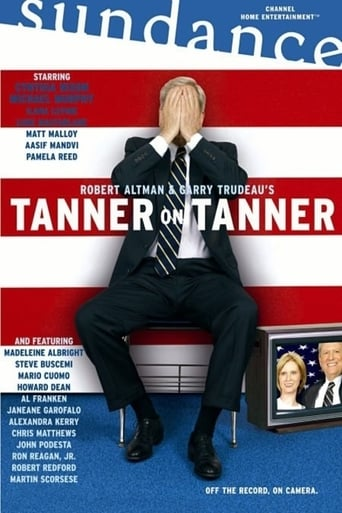 Poster of Tanner on Tanner