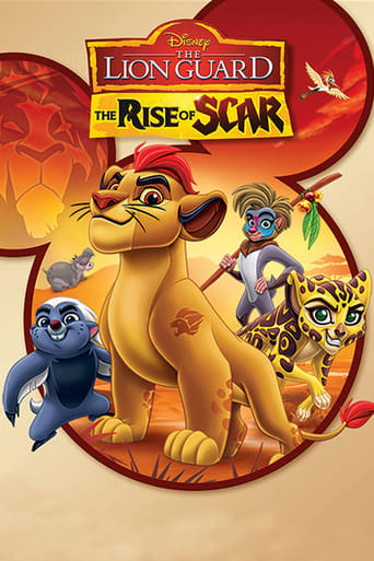 Poster of The Lion Guard: The Rise of Scar