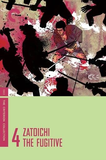 Poster of Zatoichi the Fugitive