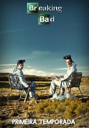 Breaking Bad 1ª Temporada - Poster