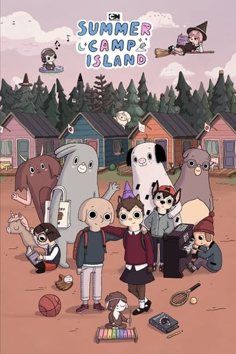Poster of Summer Camp Island