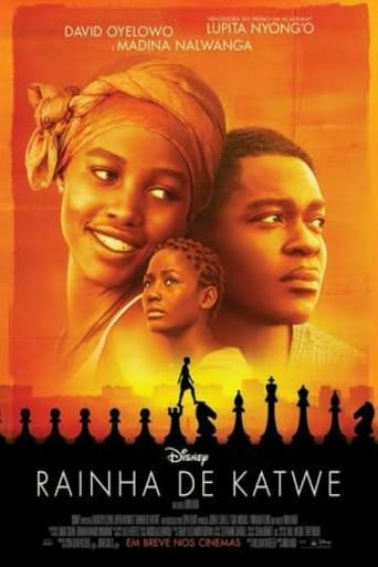 Download Legenda de Queen of Katwe (2016)