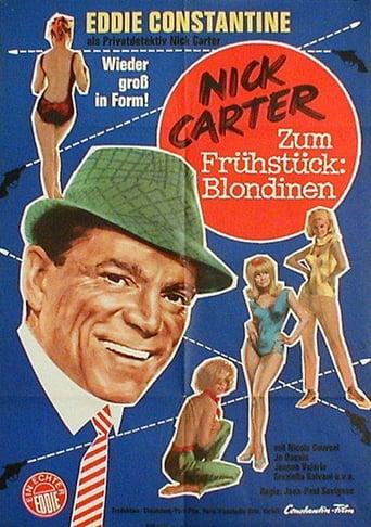 Nick Carter - Zum Frühstück: Blondinen