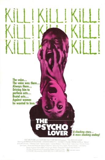 Poster of The Psycho Lover