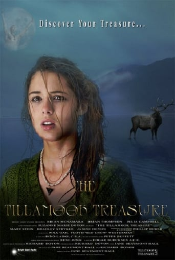 Poster of The Legend of Tillamook's Gold