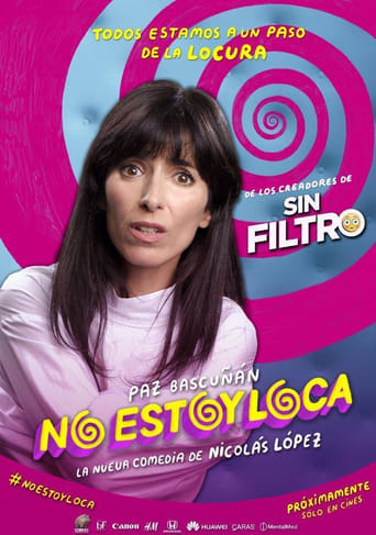 Download Legenda de No Estoy Loca (2018)