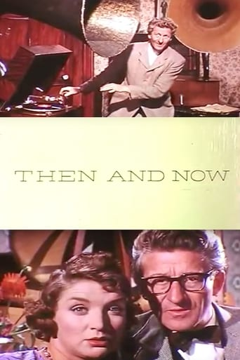 Poster of Then and Now