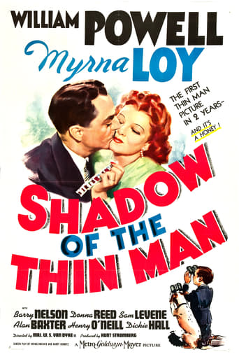 'Shadow of the Thin Man (1941)